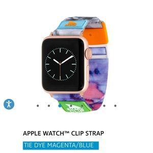 FreeStyle Apple Watch Shark Clip Strap